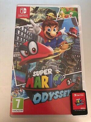 Super Mario Odyssey for Nintendo Switch Cheapest