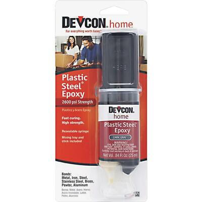 Devcon Plastic Steel 0.84 Oz. Epoxy 62345  - 1 Each