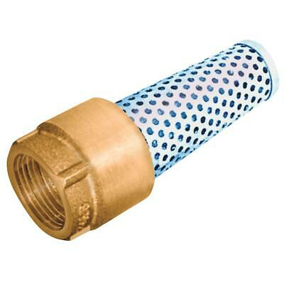 Simmons 1 In. 200 psi Bronze Foot Valve, Lead Free 7403  - 1 Each