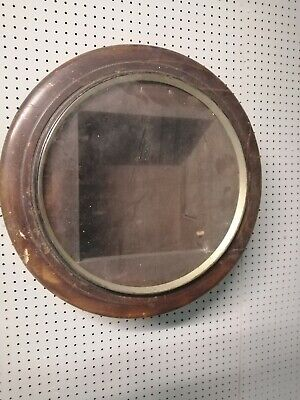 Large 18 inch Antique Fusee Clock Case