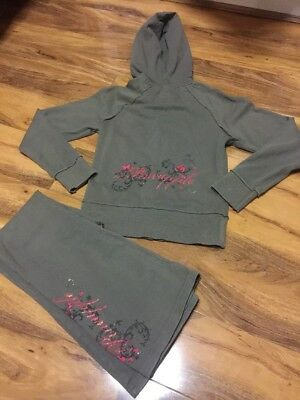 Pineapple Girls Tracksuit Aged 9-10 Years Old