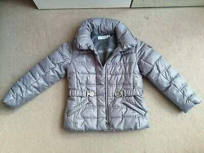 GEOX RESPIRA Girls jacket size 5-6 years old VGC