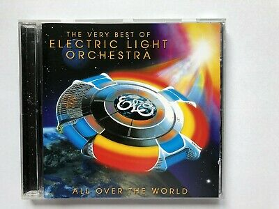 Electric Light Orchestra - All Over The World: The Very Best Of (CD 2005)