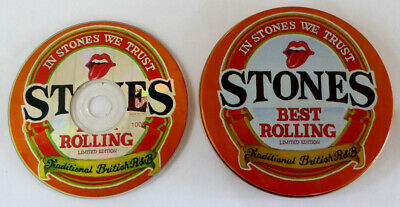 Rolling Stones In Stones We Trust Best Rolling Limited Metal Box