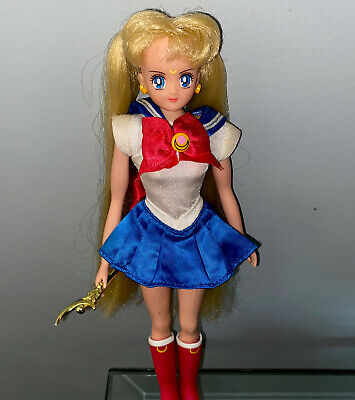 Sailor Moon Irwin Doll Usagi Serena Toys R Us Exclusive Rare 2001 Updated Face