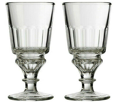 Authentic La Rochere Reservoir Absinthe Glass - Set Of 2 French Specialty Drink