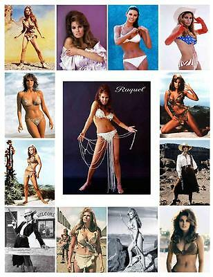 Raquel Welch  (Young)  Photo-Fridg Magnets
