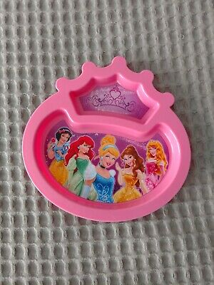 Disney Princess, Divided Plate, First Years