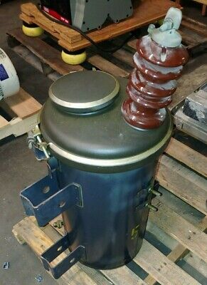 GE 5 KV Pole mount Transformer 12470GRDY/7200-120/240