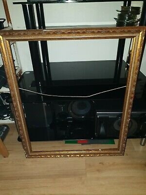 Old Large Picture Frame