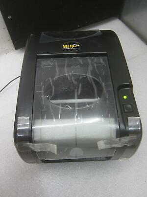 Wasp Thermal Barcode Printer WPL305E USB Serial Parallel_