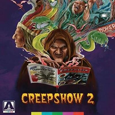 Creepshow 2 New Bluray