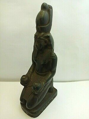 RARE ANCIENT EGYPTIAN ANTIQUE RAMSES II Stone Statue 1458-1412 BC