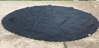 Round Trampoline Replacement Mat 12 Ft Used Part