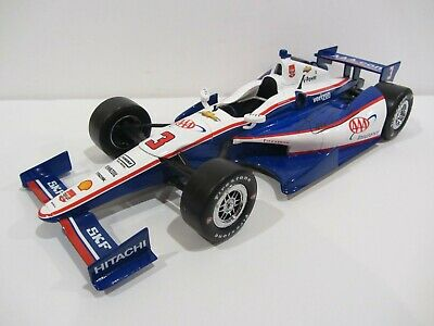 2015 HELIO CASTRONEVES signed 1:18 INDY CAR AAA CHEVY DIECAST INDIANAPOLIS 500