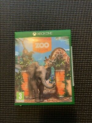 Zoo Tycoon, Microsoft Xbox One, Very Good Condition, Barely Played