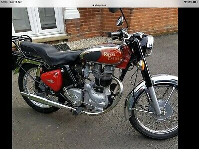 Royal enfield deluxe 350 cc 2003
