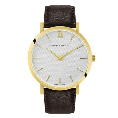Larsson & Jennings Unisex-Adult Watch Lugano Sloane NEW
