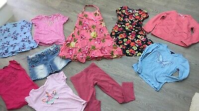 Bundle Of Girls Summer Clothes Aged 8-9 Years, John Lewis, GAP, George, NEXT fab