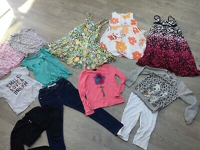 Bundle Of Girls Clothes Aged 8-9 Years GAP, F&F, TU, George - Georgeous Summer