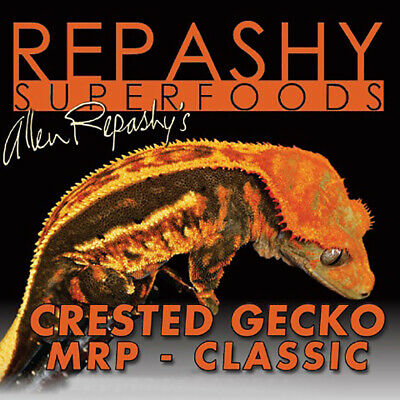 Repashy Superfoods Crested Gecko Classic 170g | Complete Meal Replacement Powder