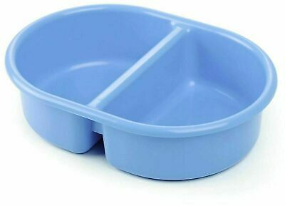 The Neat Nursery Company Oval Top N Tail Bowl - Various Colours - Brand New