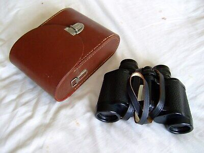 Carl Zeiss 8 x 30 Jenoptem, Earlier Model, Better Built, Original Condition.
