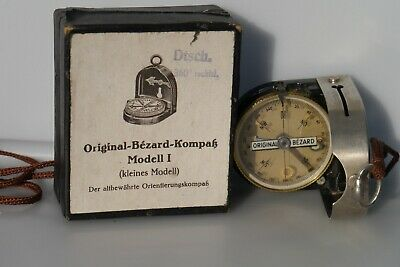 ORIGINAL - BEZARD- KOMPASS, Mod. I