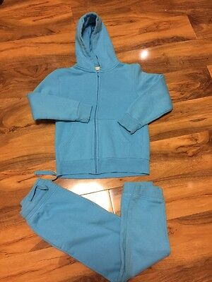 H & M Girls Tracksuit Aged 6-7 Years Old EUR 122-128
