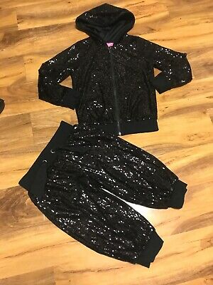 Gorgeous Pineapple Girls Tracksuit With 3/4 Length Bottom Age 7-8 Years Old (128