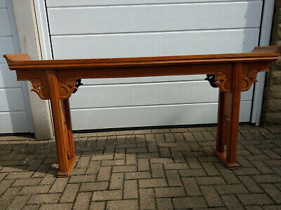 Antique Chinese Altar Table,