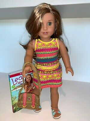 American Girl Doll Lea Clark, 2016 Doll of the Year