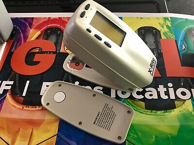 X-Rite 518 Reflective Color Densitometer Spectrophotometer Xrite Excellent Cond