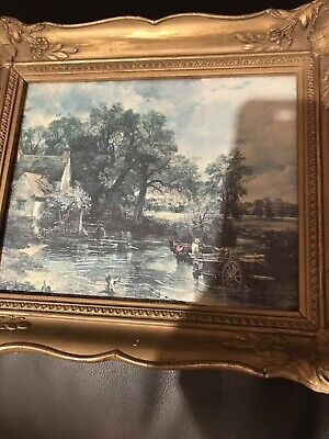Victorian picture frame. antique.