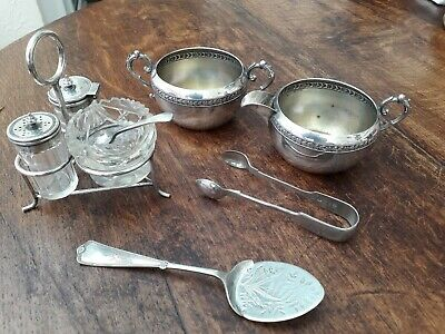 Lovely Joblot of Silver plated Items,