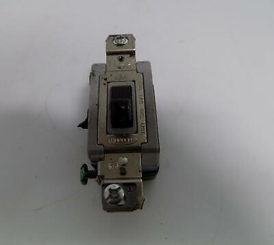 Hubbell 15Amp 120-277V Ac Toggle Switch