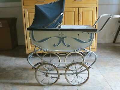 Vintage Child's Doll Carriage