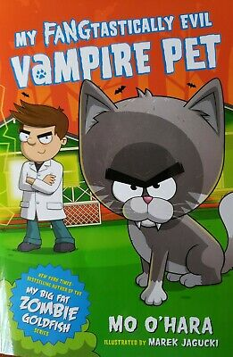 My Fantastically Evil Vampire Pet - Softcover Book