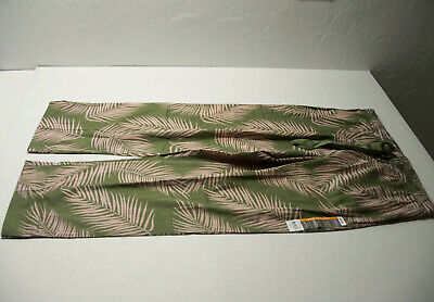 3 Pcs - NEW Secret Treasures Pajama Lounge Capri Pants NWT size M Bay Leaf