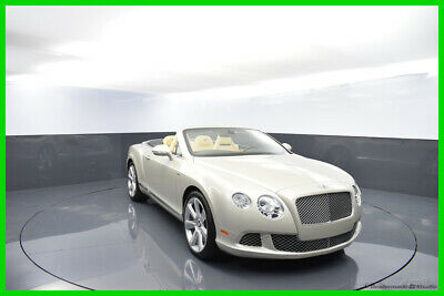 2015 Bentley Continental GT  2015 Used Turbo 6L W12 48V Automatic AWD Premium