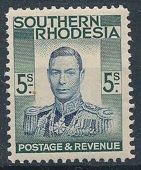 [542] Southern Rhodesia good old stamp very fine MNH