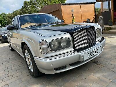 2000 Bentley Arnage 6.8 Red Label 4dr