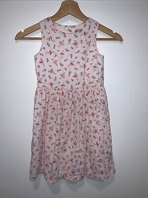 Cath Kidston Girls Dress 5-6 Yrs
