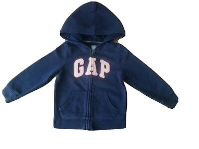 Girls Gap Hoodie Age 3 Years
