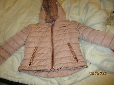 Girls hooded coat from McKenzie age 8-9 years