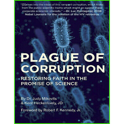 Plague of Corruption: Restoring Faith in the Promise of Science (E-BO0K) ||P.D.F