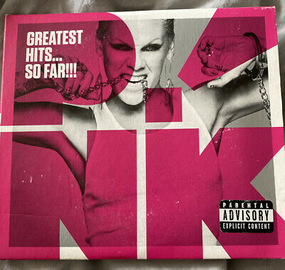 Pink : Greatest Hits... So Far!!! CD (2010) (8)