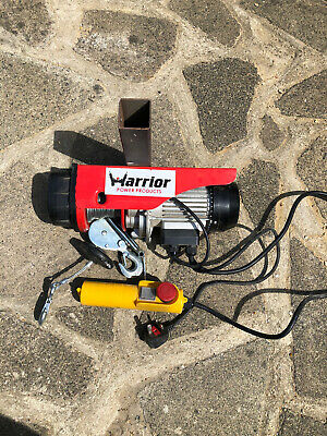 Electric Winch HGS-B-micro Electric - Warrior