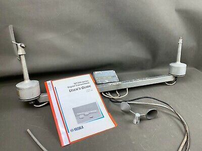 RAR Vaisala WT500 Digital Transmitter Wind Vane WAV151 WAA151 Wetter Weather AWS
