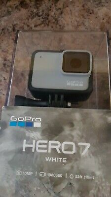 GoPro Hero 7 White New With Accessories